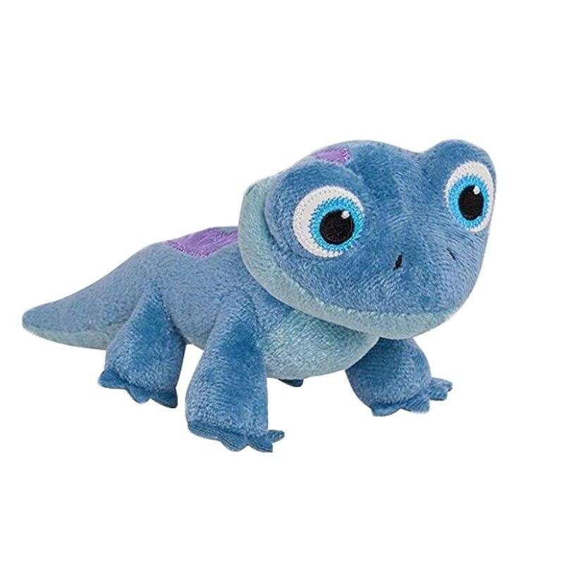 2019 Genuine Disney Frozen Elsa Anna Princess Plush Doll Snow Queen Children Girls Stuffed Toys Olaf Fire Lizard Christmas Gift