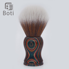 Boti brush-New Annual Ring And Mother Lode Synthetic Hair Knot Whole Brush