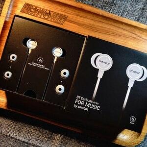 Image 5 - At20 sem fio fones de ouvido, in ear esportes bluetooth fones de ouvido, toque mudança subwoofer e agudos eq efeitos sonoros, telefone móvel usb c