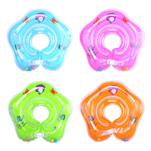 Swimming Baby Accessories Neck Ring Tube Safety Infant Float Circle Ch