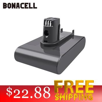 Bonacell 22.2V 4000mAh DC31 DC31A Battery for Dyson DC31 DC34 DC35 DC44 DC 45 Animal Handheld Vacuum Cleaner L70 bonacell 22 2v 4000mah dc31 dc31a battery for dyson dc31 dc34 dc35 dc44 dc 45 animal handheld vacuum cleaner l70