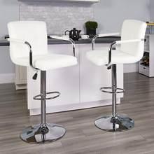 2 pièces élégant chaise de Bar moderne européen et américain tabouret de Bar pivotant levage haut tabouret tabouret de bar pour meubles de Bar à la maison HWC