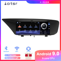 Android 9 Car CD Player GPS Navigation For Lexus GS350 GS250 GS300h GS450h 2012 16 Auto Radio Stereo Multimedia Player HeadUnit