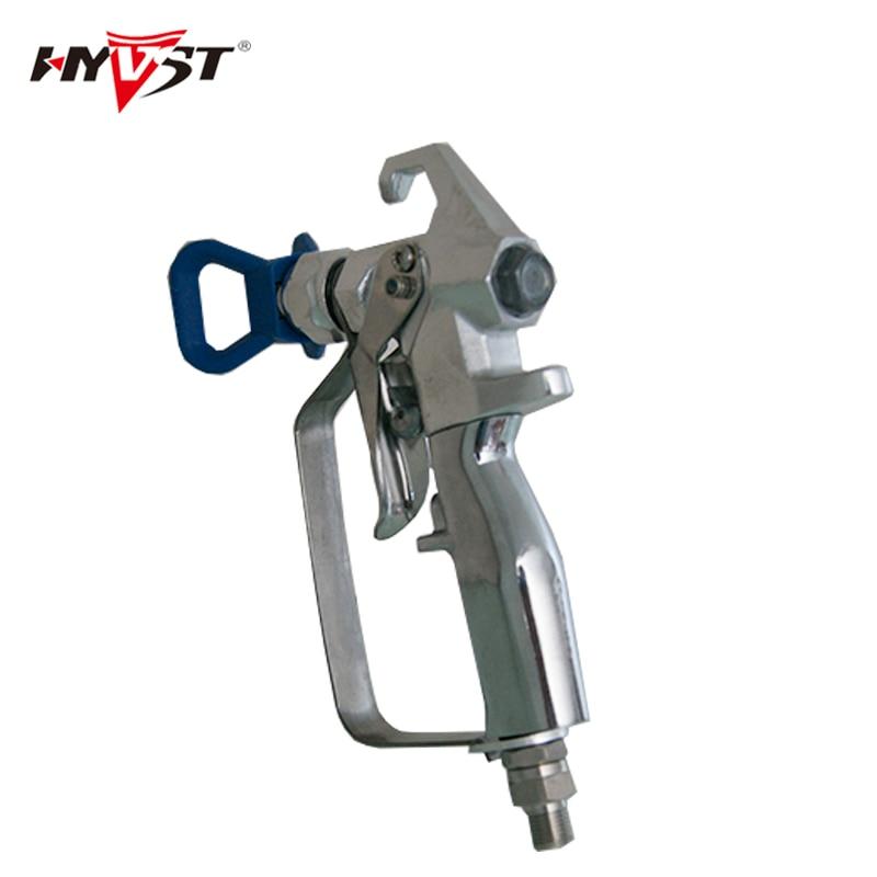 Pistol pulverizator de vopsea fără aer HYVST Contractor pistol - Scule electrice - Fotografie 5