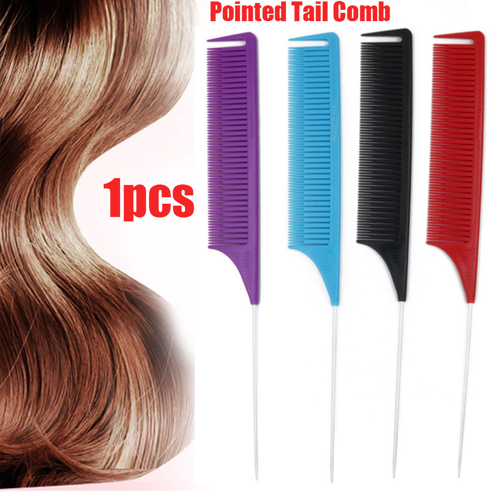 Highlight Comb Hair Combs Hair Salon Dye Comb Separate Parting For Hair Styling Hairdressing Antistatic Comb