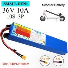 Bloco da bateria de lítio 36v10.0ah 18650 para o trotinette 10s3p com bms incorporado, scooters gerais apropriados no mercado