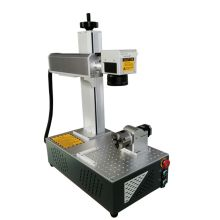 30W raycus Fiber Laser Marking Machine 200*200mm Upgrade Raycus Metal Stainless Steel