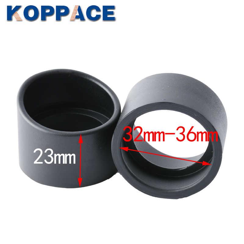 Moutec Protectores oculares para microscopio 32 mm de di/ámetro, Goma