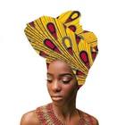 African Wax Print He...