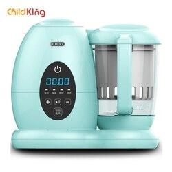 Machine à extraire des jus multifonction | Supplément d'aliments pour bébés, cuisine et mélange de jus, broyeur électrique