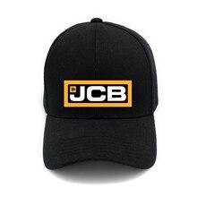 Jcb Box Logo Print Hat Cap Unisex Men Women Cotton Cap Baseball Cap Sports Cap Outdoors Cap Snapback Hat Fashion Cap