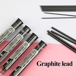 2.0/4.0mm Press Mechanical/Automatic Charcoal Pencil And Graphite Lead/Refills/Core HB/2B/4B/6B/8B/10B/12B Art Sketch Stationery