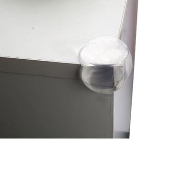 1/2/3/5Pcs Child Safety Ball Corner Table Edge Angle Guard Corner guards security silicon protective protective table corner 1