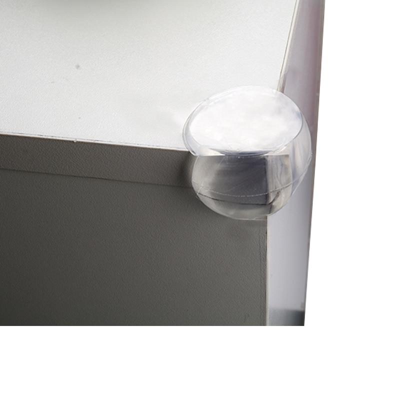 1/2/3/5Pcs Child Safety Ball Corner Table Edge Angle Guard Corner Guards Security Silicon Protective Protective Table Corner