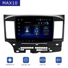 Dasaita 10 2 #8222 Android 10 0 samochodowe Stereo dla Mitsubishi EVO Lancer 2006-2014 Radio GPS Navi IPS ekran TDA7850 DSP CarPlay 4GB + 64GB tanie tanio geheinfach CN (pochodzenie) Jeden Din 10 2 4X50W 256G System operacyjny Android 10 0 Jpeg BEST 1280*720 Bluetooth Wbudowany gps