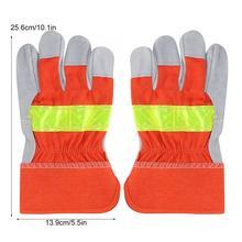 Рабочие перчатки для садоводства, резки древесины, механика, вождения, сварочные перчатки