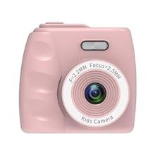 900W Pixel Childrens Mini Digital Camera Retro MP3 Game Small SLR Flash Outdoor Shockproof Photo Sticker