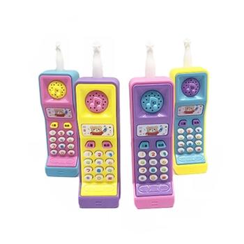1 sztuk dzieci telefon maszyna telefon komórkowy zabawka maszyna do uczenia punkt czytanie maszyna plastikowe badania elektryczne elektroniczne zabawki wokalne tanie i dobre opinie Vinkkatory Z tworzywa sztucznego Zasilanie bateryjne Edukacyjne Brzmiące Interaktywne 0-12 miesięcy 13-24 miesięcy 2-4 lat