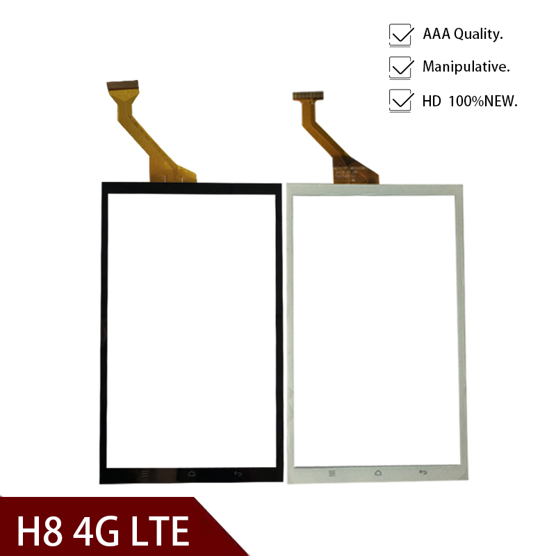 New 8 Inch MGYCTP-801038 New Touch Screen For Yuntab 8 H8 Tablet Panel Digitizer Glass Sensor Replacement For Yuntab 8 H8 4G LTE