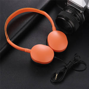 Image 5 - Kids Headphones Foldable Adjustable Wired Headphone Headset with 3.5mm Audio jack for Children Mp3 Smartphone