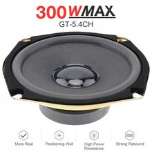 1pcs 5 Inch 300W Universal Car Coaxial Speaker Vehicle Door