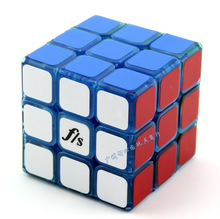 цена на Professional Magic Cube 3*3 Fast Speed Rotation High Quality Cubos Magicos Speed Cube Toys for Children