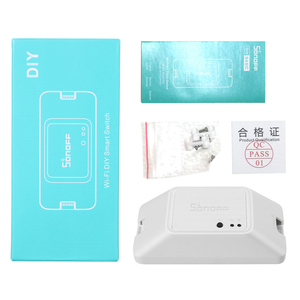 Image 5 - 4/10 Pcs Sonoff RF R3 433Mhz RF Smart Wifiสวิทช์Wifiล่าช้าสวิตช์สวิทช์หน้าแรกสมาร์ทควบคุมผ่านEWeLink APPทำงานร่วมกับAlexa