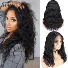 HANNE Hair Human Hair Wigs Natural Wave Wigs Remy Brazilian
