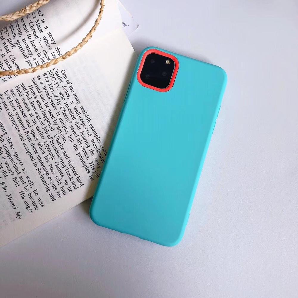 funny cute soft silicone phone cover for iphone 66s 7 8 plus cover case uk for airpods case E