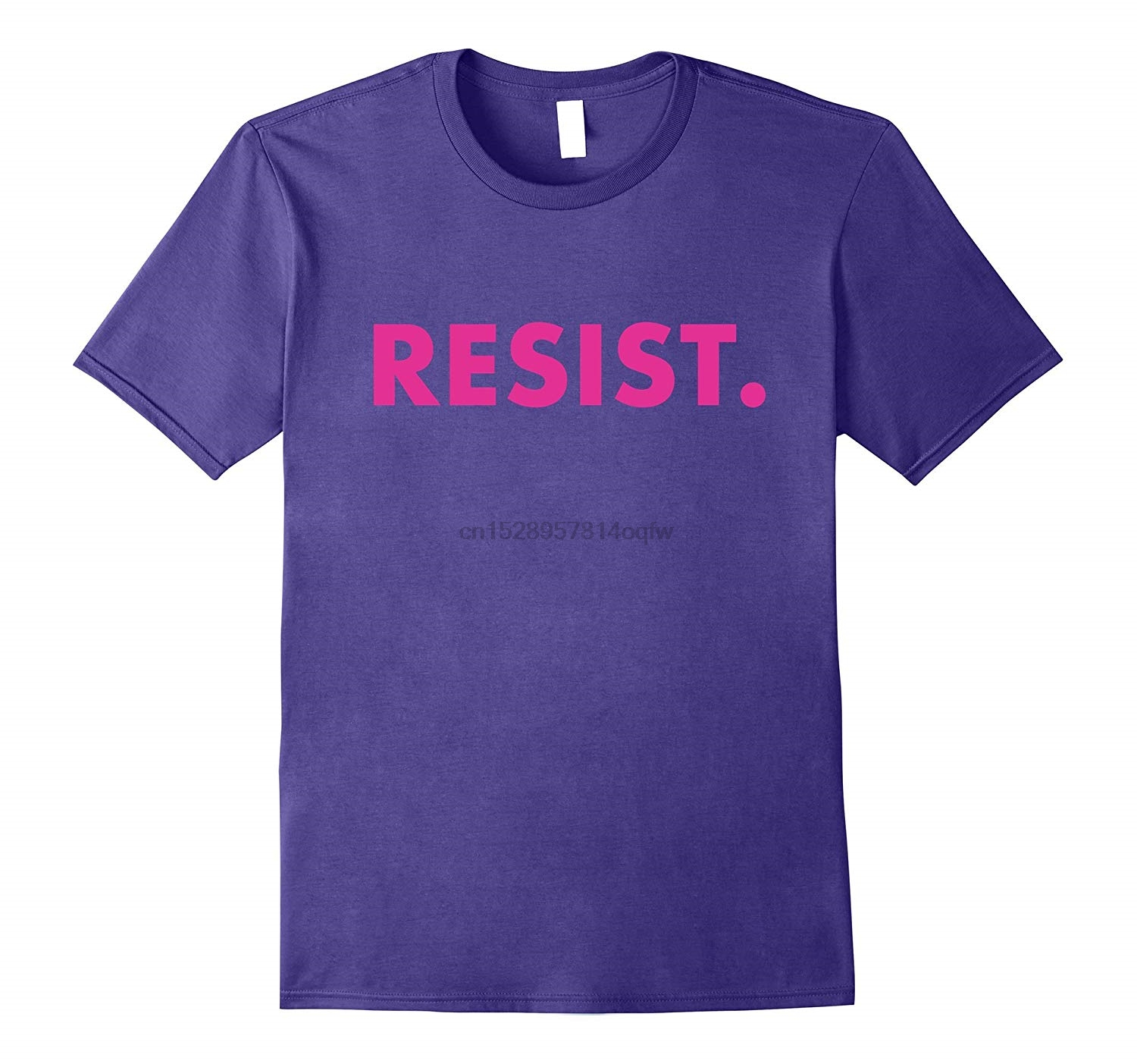 Men t shirt RESIST ANTI TRUMP Tee Shirt Pink Print #RESIST (NEW COLORS-RT Women tshirts