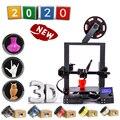 CTC A13 3D принтер 220x220x250мм 1 75 мм PLA DC 24V Новая версия DE UK сток impresora 3D