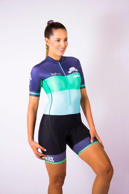 2020 mulheres profissão triathlon terno roupas ciclismo skinsuits corpo ropa ciclismo macacão das mulheres triathlon kits kafitt 2