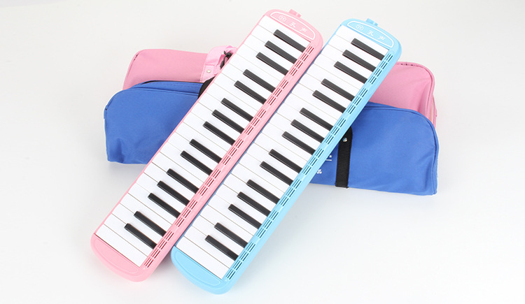 KONGSHENG 37 Keys Melodica Piano Style Melodic Keyboard Musical Accordions Instrument Pro For Students Mouthpiece