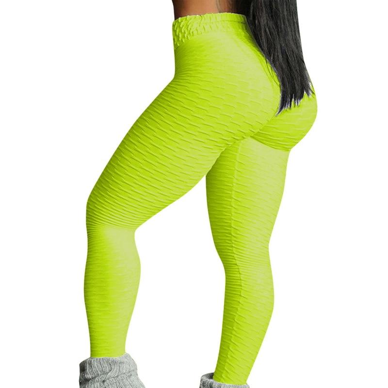8colors Hot Honeycomb Printed Yoga Pants Women Push Up Sport Leggings Professional Running Leggins Sport Fitness Tights Trousers 14