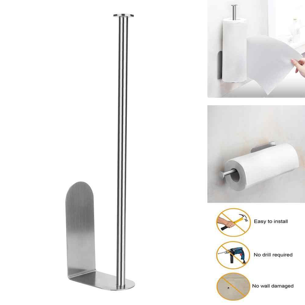 متعددة وظيفة لكمة خالية الحائط الأوروبية ورقة منشفة رف الحمام تخزين المجوهرات رف الشرائية الجملة #3A12