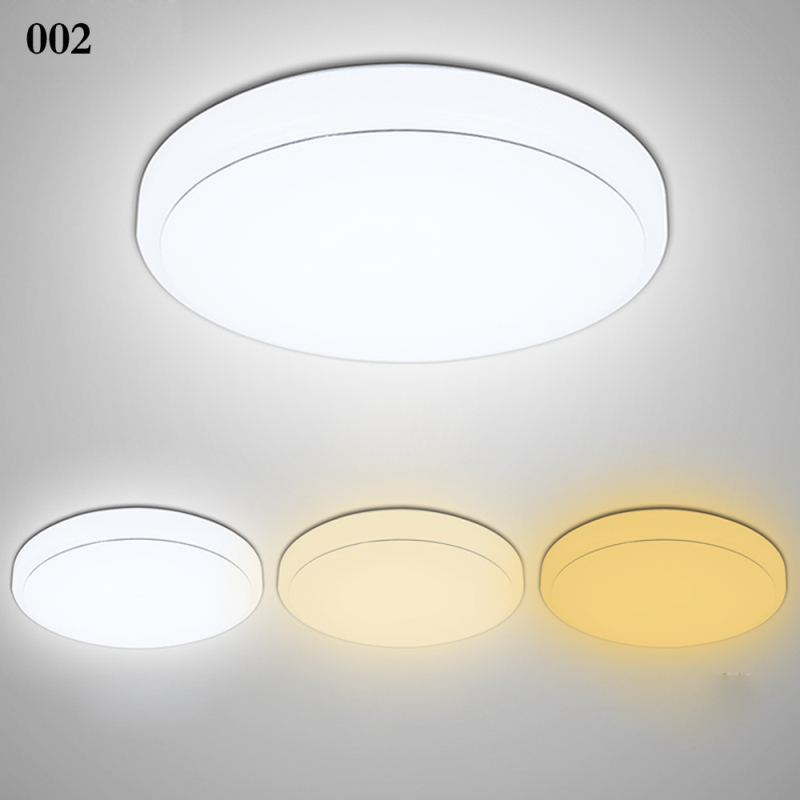 48W AC85-265V Smart Led Ceiling Light Led Ceiling Light Lamps Work With Alexa Echo Google Home Bedroom Living Room Lamp