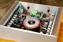 1PCS Latest Upgrade FM801 Circuit 1200W Dual-Channel 250WX2 Pure Rear Stage Power Amplifier AP62