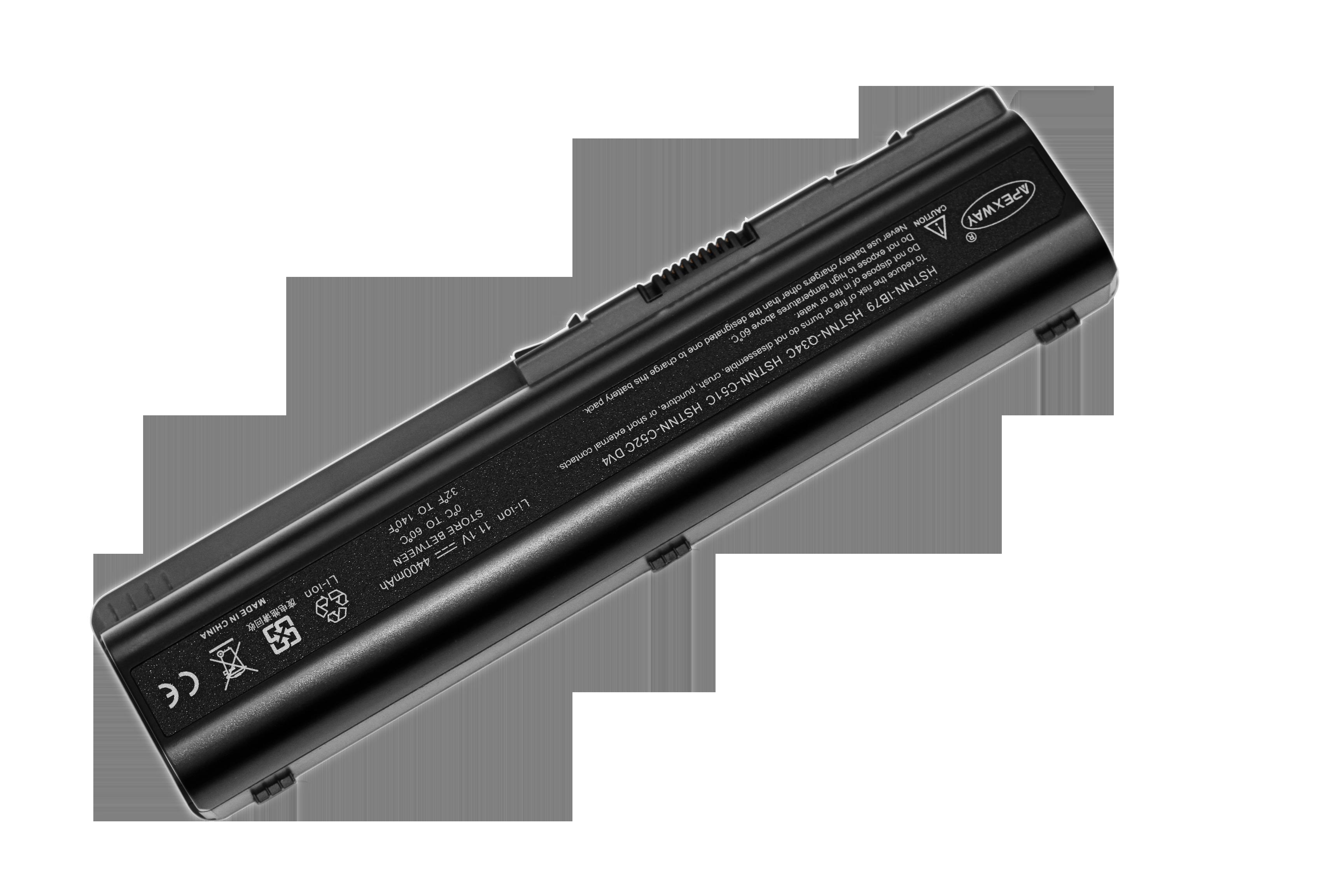 11.1v batterie D'ordinateur Portable pour HP Pavilion dv4i dv6 HDX16t dv5 dv4 G50 G61 G71 HSTNN-DB73 HSTNN-IB79 HSTNN-Q34C HSTNN-IB72 HSTNN-LB72