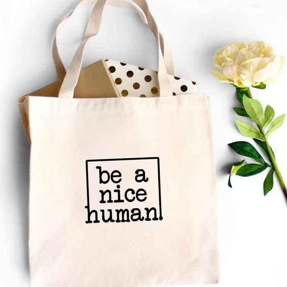 Reusable Grocery Bag Slogan Funny