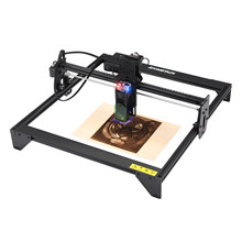 ATOMSTACK A5 20W Laser Engraver CNC Quick Assembly 410*400mm Carving Area Full-metal Structure Desktop DIY Engraving Machine