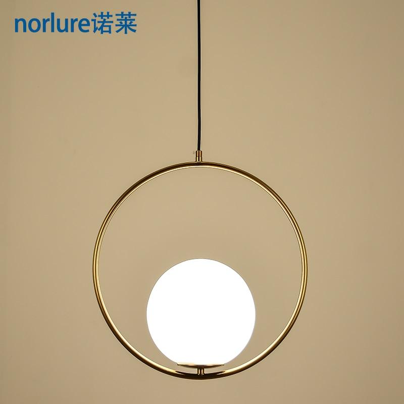 Modern Loft Hanging Glass Pendant Lamp Fixtures E27 E26 Led Pendant Lights For Kitchen Restaurant Bar Living Room Bedroom Bed