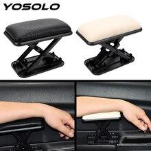 Car Armrest Door Cushion Elbow-Support Main-Driver Anti-Fatigue YOSOLO