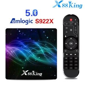 X88 King 4GB 128G Amlogic S922