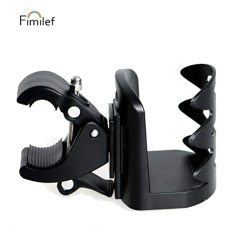 Cycling Exercise Bike Water Bottle Holder Drink Cup Bottle Mount Cage Bracket Stand Handlebar On Spin Bikes Bicycles Accessories