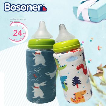 Butelka mleka osłona izolacyjna zimowa stała temperatura ogrzewanie USB przenośna torba izolacyjna pogrubienie ciepła butelka mleka pokrowiec na termofor tanie i dobre opinie CN (pochodzenie) Diamond velvet USLN601 Ogólne kalibru Żywności Floral Babies Torby do przechowywania Milk insulation USB)