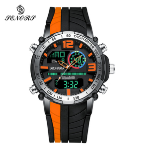 Image 3 - Senors Sports Watch Men Famous LED Digital Watches Male Clocks Mens Watch Relojes Deportivos Herren Uhren Reloj Homme
