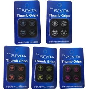 Image 1 - Thumb çubuk kavrama kap Analog Joystick koruyucu kılıf Sony PlayStation Psvita PS Vita PSV 1000/2000 ince Thumbstick