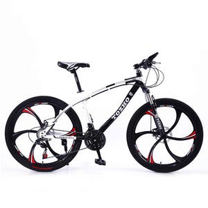 21/24/27 Speed Mountain Bike 26 Inch Adult BMX Aluminum Alloy Knife Wheel Bicycle Road Racing