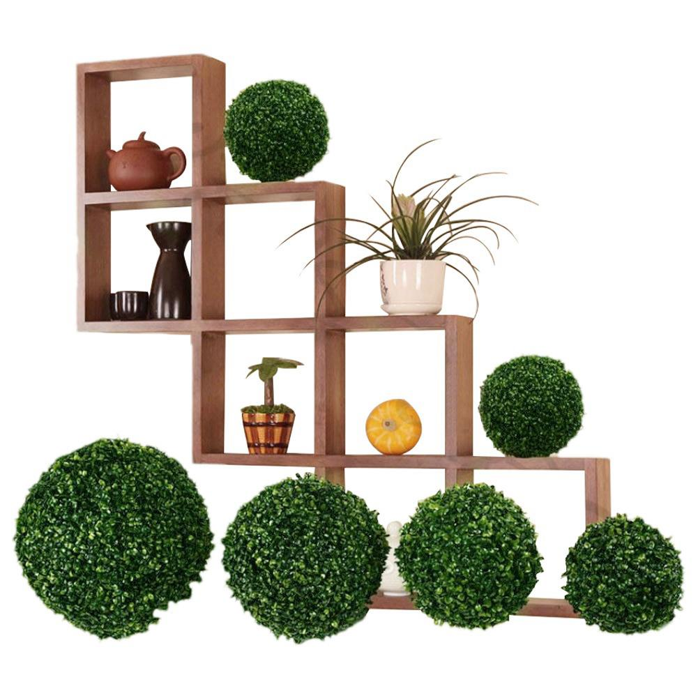 Artificial Greenery Grass Flower Ball Imitation Wedding Ceremony Party Decor Artificial Plants Home Decoration Accessories