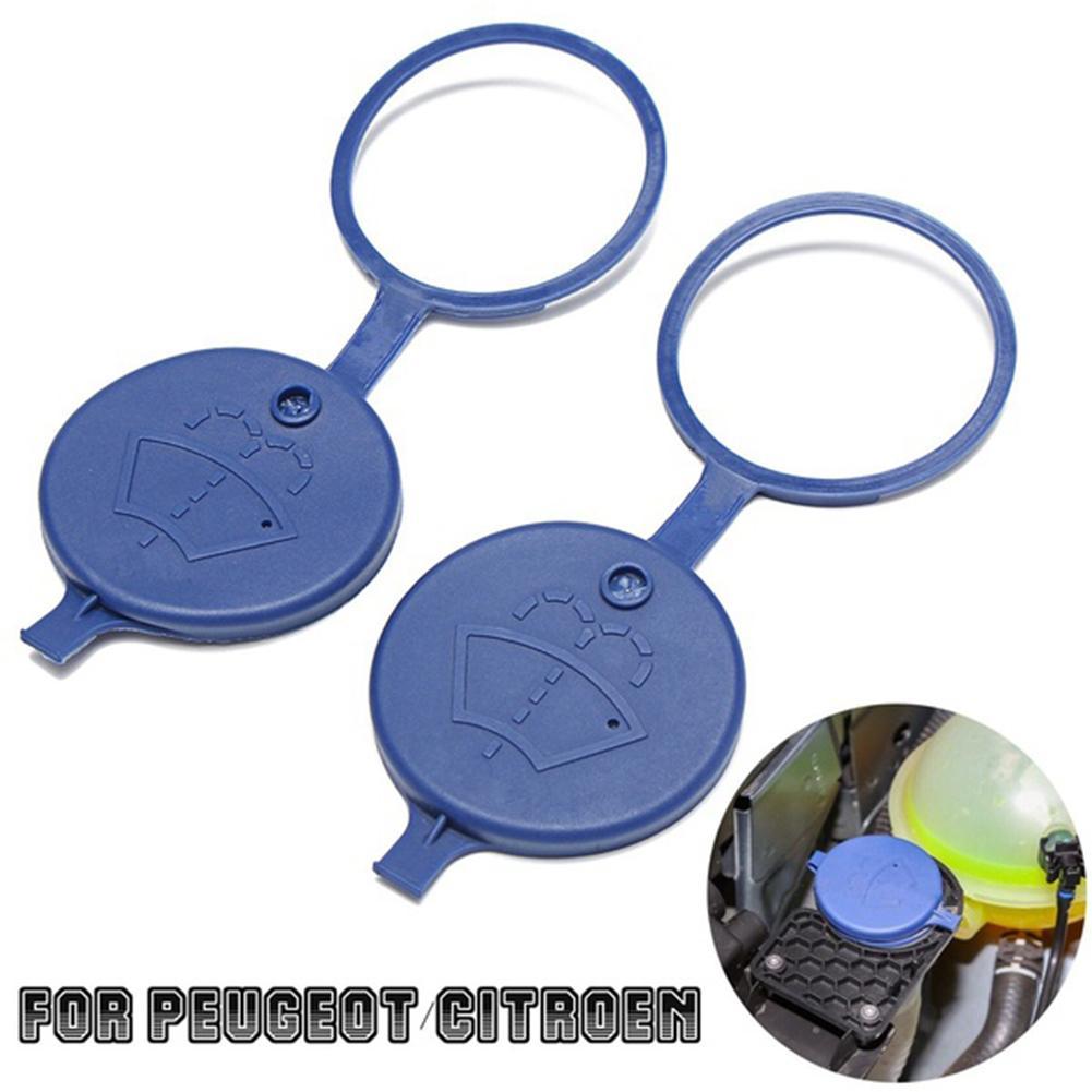 Tank Windscreen Wiper Washer Bottle Cap Lid for Peugeot 307 206 408 308 accessories